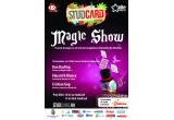 3 x invitatie dubla la Magic Show Cluj 2011