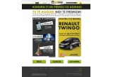 1 x autoturism RENAULT Twingo Trend