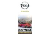 1 x masina Opel Astra GTC