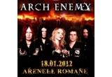 2 x invitatie la concertul Arch Enemy