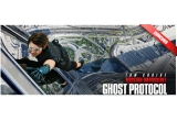 "2 x invitatie dubla la filmul ""Mission: Impossible - Ghost Protocol """