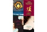 """1 x pachet 2 carti (""""Divergent"""" de Veronica Roth + """"Amintirile Vraciului"""" de Joseph Delaney), 1 x cartea """"Jocul Minciunii"""" de Sara Shepard, 1 x cartea """"Revelații"""" de Melissa de la Cruz"""