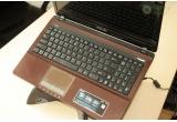 1 x laptop ASUS K53SV