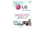 1 x Televizor LED LG Cinema 3D, 1 x HomeTheater BluRay 3D LG, 1 x Smartphone LG Optimus SOL, 1 x DVD Player Portabil LG