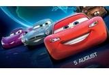 "5 x DVD ""Cars 2"""