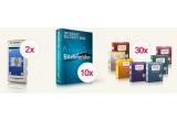 2 x smartphone Sony-Ericsson Xperia X8, 19 x gama completa Love Plus, 10 x licenta Bitdefender Internet Security 2012