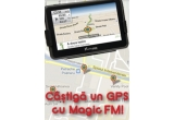 1 x GPS saptamanal
