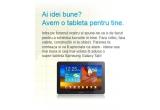 1 x tableta Samsung Galaxy Tab