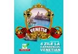 1 x sejur de 4 zile la Venetia (cazare, transport)
