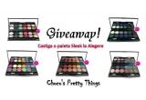 1 x paleta Sleek la alegere din cele existente in stoc pe site-ul www.makeup-shop.ro