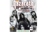 1 x invitație dubla la concertul Nazareth