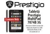 1 x Tableta Prestigio MultiPad 7074 3G, 1 x GPS Prestigio 5700 HD, 1 x E-book reader Prestigio PER3162B