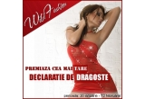 3 x produs la alegere din categoria Valentine's de pe site www.wildfashion.ro