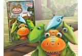30 x DVD de desene animate T-Rex Express