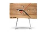 1 x ceas din lemn de bambus
