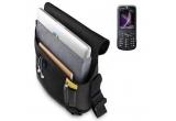 1 x telefon Motorola ZN5, 1 x geanta Belkin Move Messenger pentru laptop