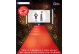 1 x curs de Fotografie si Arta Vizuala pentru copii, 10 x premiu constand in carti si invitatii in emisiunile in direct ale Radio Junior