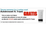1 x autobronzant St. Tropez cu beautydreams