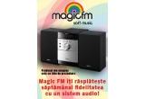 1 x sistem audio saptamanal