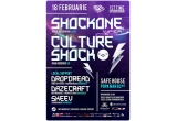 2 x invitatie la concertul Culture Shock & ShockOne