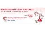 1 x city break pentru doua persoane la Barcelona