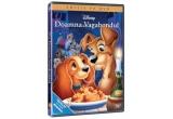 "1 x DVD cu filmul ""Doama si Vagabondul"""