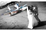 3 x zbor cu avionul  pentru partenerul/partenera ta