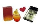 1 x parfum True Glow + Pentru EL un parfum My Vibe, 1 x 100 Monede Kiss pentru fiecare partener, 1 x 50 Monede Kiss pentru fiecare partener