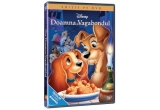 "1 x DVD-ul ""Lady and the Tramp"""