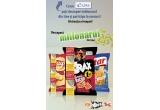 12 x bax la alegere dintre produsele Lays, Krax sau Star