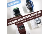1 x voucher de la magazinele REACTION de 250 RON