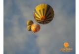 1 x plimbare romantica cu balonul cu aer cald