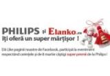 1 x Aspirator Philis FC9071, 1 x DVD player Philips DVP 3850G, 1 x Perie rotativa Philips HP8665