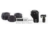 1 x geanta foto convertibila Think Tank Speed Demon V2.0, 1 x toc pentru aparatul foto DSLR, Think Tank Digital Holster 10 V2.0