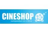 1 x bon valoric in valoare de 50 de lei pentru magazinul online de filme pe DVD si Blu-Ray CineShop.ro