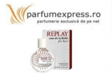 1 x parfum Replay oferit de Parfumexpress.ro