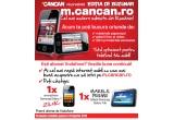 60 x smartphone Samsung Galaxy Y Negru-Gri, 1 x tableta Samsung Galaxy Tableta 10.1 16GB Negru