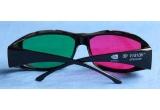 2 x pereche de ochelari 3d Nvidia Green Magenta