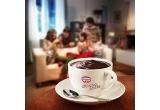 2 x 12 plicuri ciocolata + cuptor cu microunde, 5 x 12 plicuri ciocolata + un set de doua cescute din portelan, 40 x 12 plicuri de ciocolata
