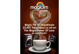 "1 x CD ""The Magic Power of Love"" + cafetiera zilnic"