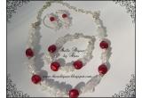 1 x setul de bijuterii handmade Lyra