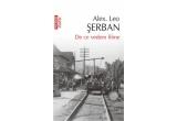 """3 x cartea """"De ce vedem filme"""" de Alex. Leo Serban"""