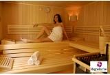 4 x abonament la aerobic pentru o luna (intrari nelimitate), 4 abonamente la sauna pentru o luna (intrari nelimitate), 4 x abonament la sauna pentru o luna (intrari nelimitate)