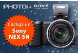1 x aparat foto Sony NEX-5N