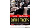 1 x invitatie dubla la concertul Enrico Macias