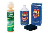 Solutie concentrata CW 1:100 Classic Windshield Cleaner pentru lichidul de parbriz + ceara protectie A1 Speed Wax PLUS 3