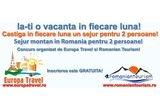 un sejur montan in Romania pentru 2 persoane