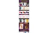 3 x tricou de la AnTanTe, 3 x parfum de la Coty Cosmetics, 3 x lac de unghii de la e.l.f., 3 x blush de la e.l.f., 3 x film DVD de la ProVideo, 3 x carte de la Editura Leda, 3 x cutii de Macarons de la Madame Lucie