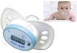 1 x termometru digital cu suzeta pentru copii