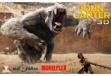 "1 x invitatie de 2 persoane la filmul ""John Carter"" la MOVIEPLEX"